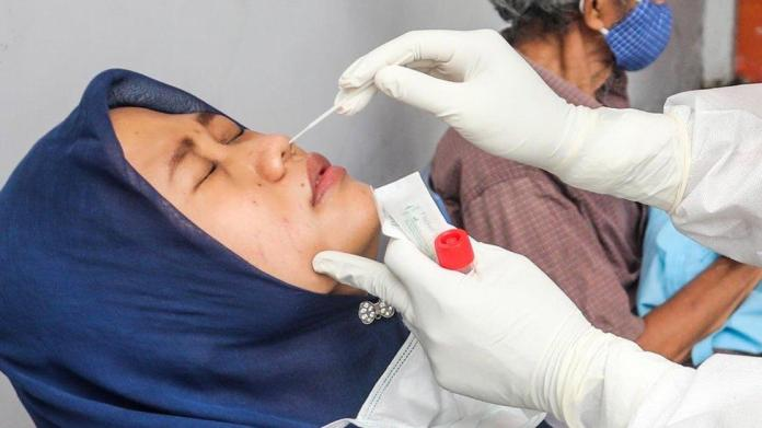 Indonesian firm busted for reusing Covid nasal swab tests