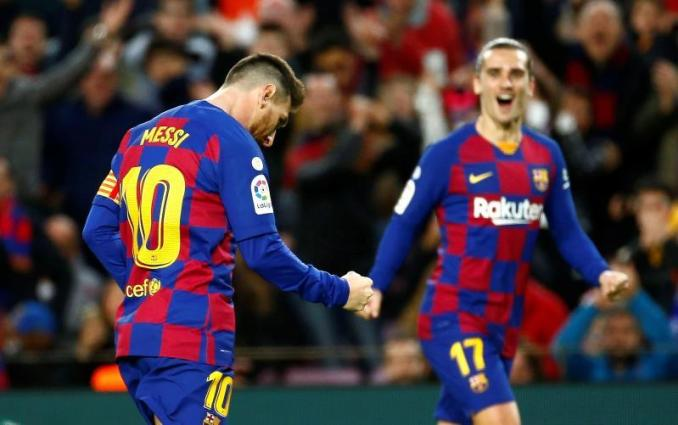 Image result for Messi 2010-2019: 522 goals in 521 games