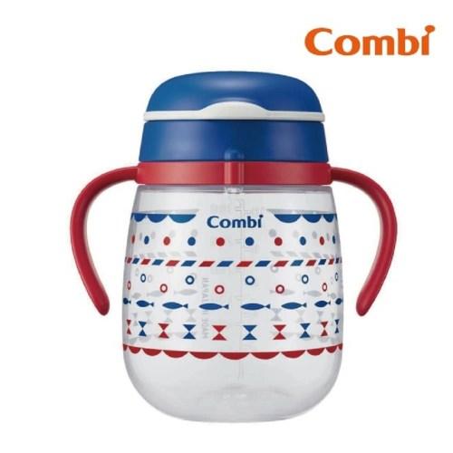 Combi】LakuMug樂可杯第2階段直飲杯340ml 蔚藍海洋| 直飲杯| Yahoo奇摩購物中心
