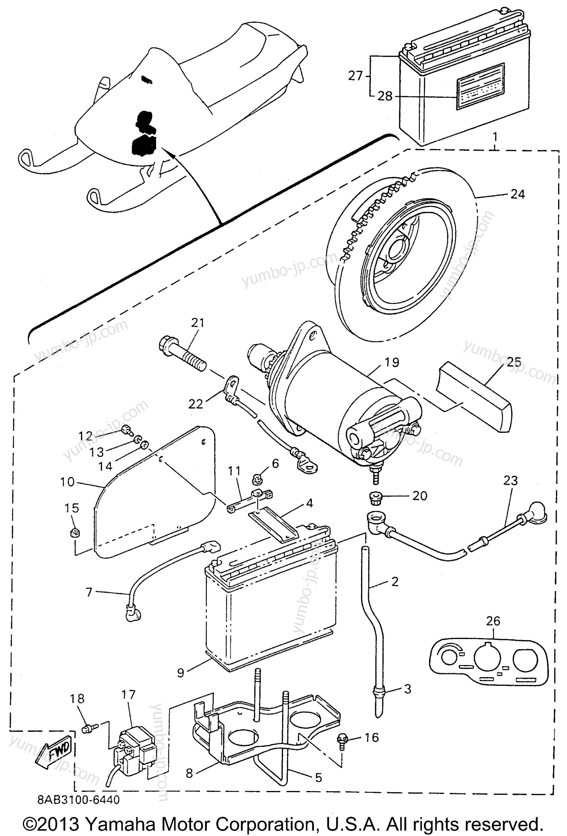 hight resolution of alternate starter motor kit