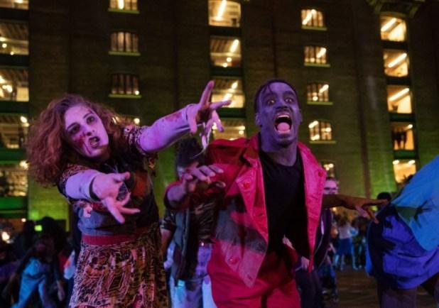 Как отметили Хэллоуин 2016 в разных странах мира