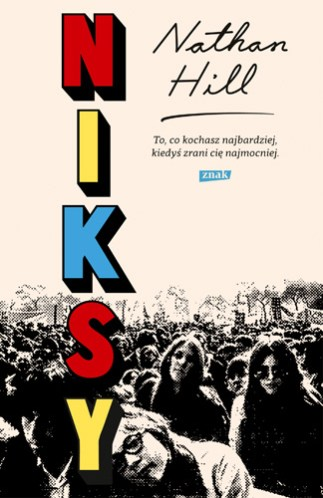 Niksy - Nathan Hill   okładka