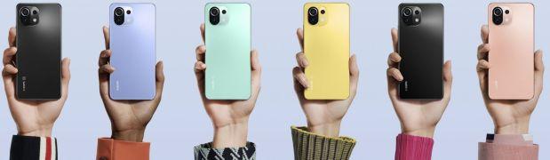 Mi 11 Pro, Mi 11 Ultra, Mi 11 Lite e Mi 11i: conheça os novos Xiaomi -  DeUmZoom