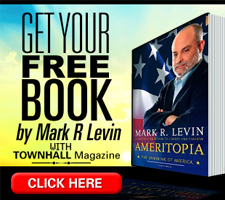Get Mark Levin's new book free!