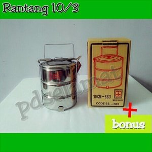 Maspion, Rantang Stainless 10/3