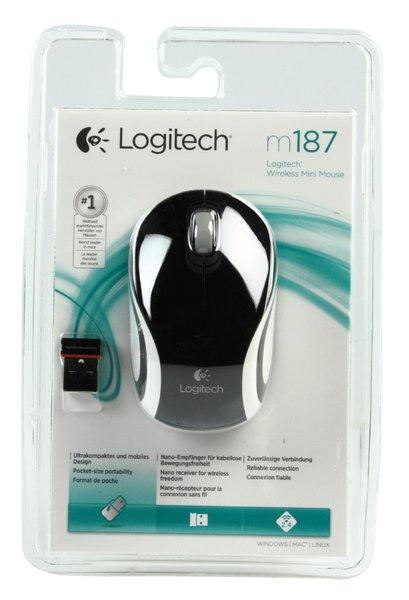 Diskon Logitech M 187 Cordless Mouse