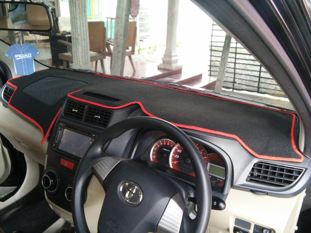 dashboard grand new avanza brand camry 2017 price jual special cover all xenia antislip pada airbag murahmeriah