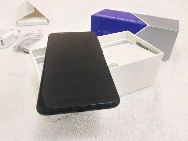 Asus Zenfone Max Pro M1 Ram 4gb Internal 64gb Resmi TAM Bonus Sandisk 64gb dan Hardcase Keren