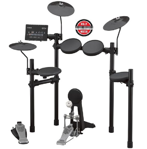 BILLY MUSIK - Drum Set Elektrik Yamaha DTX452K DTX 452K DTX-452K New
