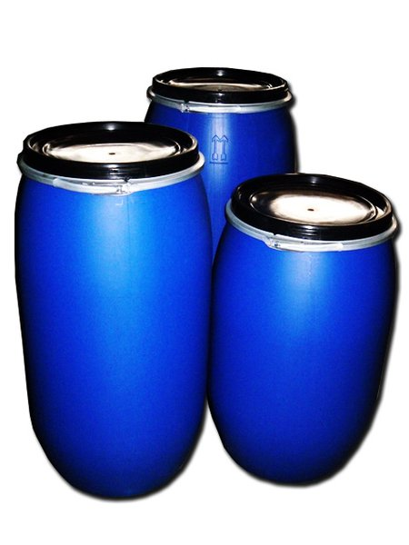 Limited Tong Drum Galon Bak Tandon Plastik Air 180 Liter