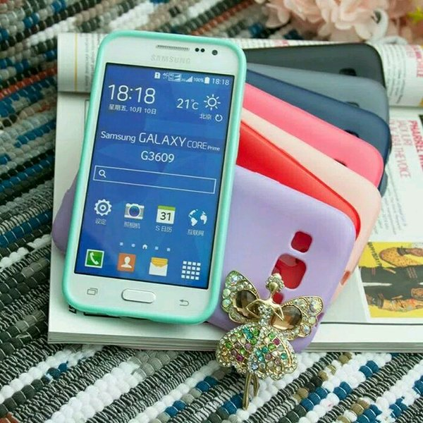 Jelly Case ORIGINAL Spotlite Candy SAMSUNG GALAXY E7 E700 Softcase Sillicon Ultra Thin Ultrathin TPU Premium Warna Lentur Murah Meriah