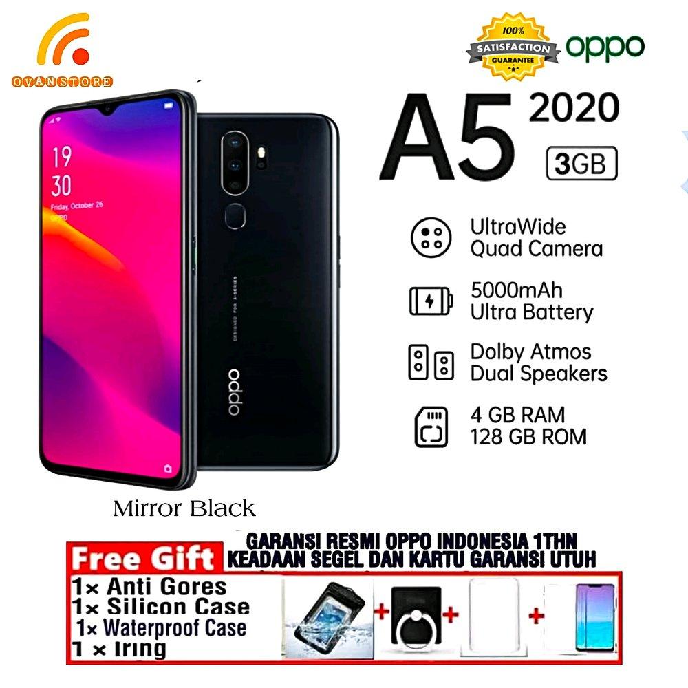 Bisa ditingkatkan hingga 256 gb, disertai dengan ram sebesar 4 gb. Jual OPPO A5 2020 Ram 3GB 64GB Garansi Resmi OPPO INDONESIA di lapak VIVO INDONESIA ofansstore
