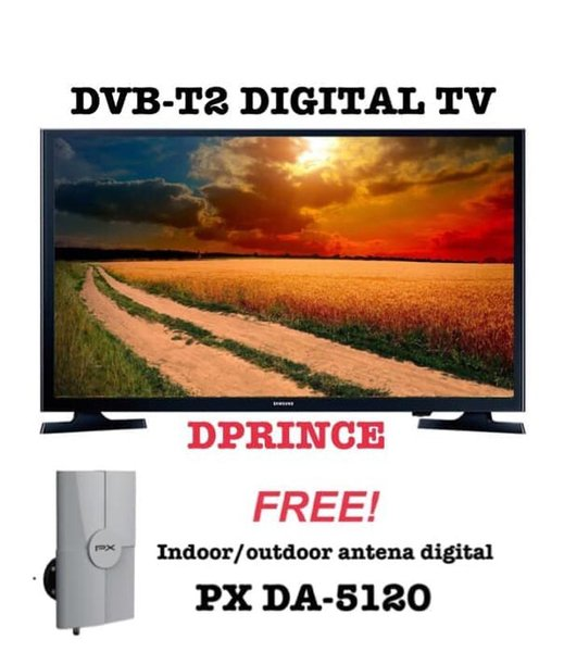SAMSUNG LED TV 32 Inch HD Digital   32N4003   Bonus Antena PX DA 5120