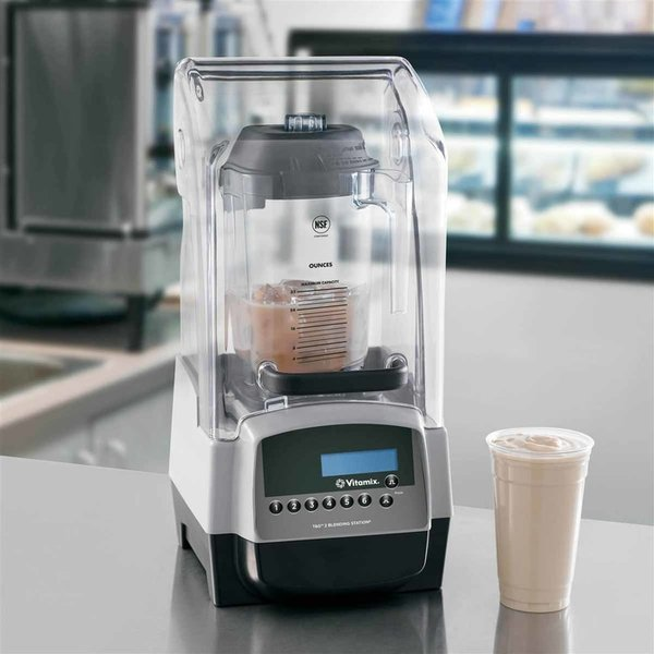 Vitamix Touch and Go 2 Blending Station Blender