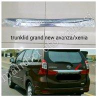 trunk lid grand new avanza toyota veloz price in india jual produk sejenis paket reflektor 1set trunklid
