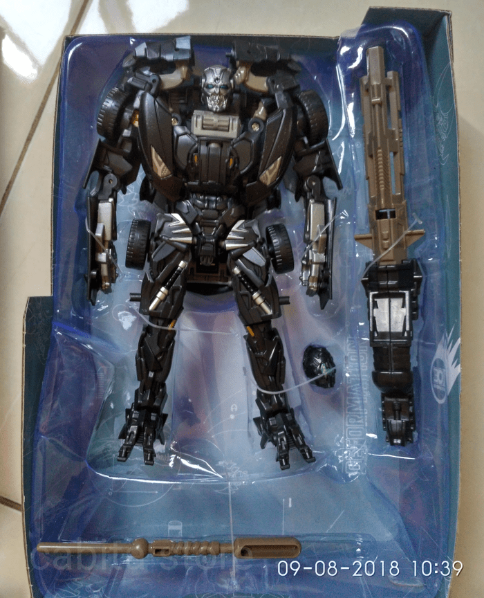 Lockdown Toy Transformers 4