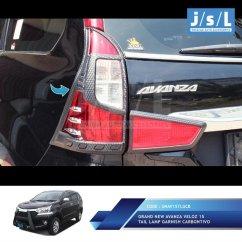 Stop Lamp Led Grand New Veloz Harga Toyota Avanza 2015 Download Ide 95 Lampu Belakang Terbaru Modifikasi Motor Jual All Jsl Tail Garnish