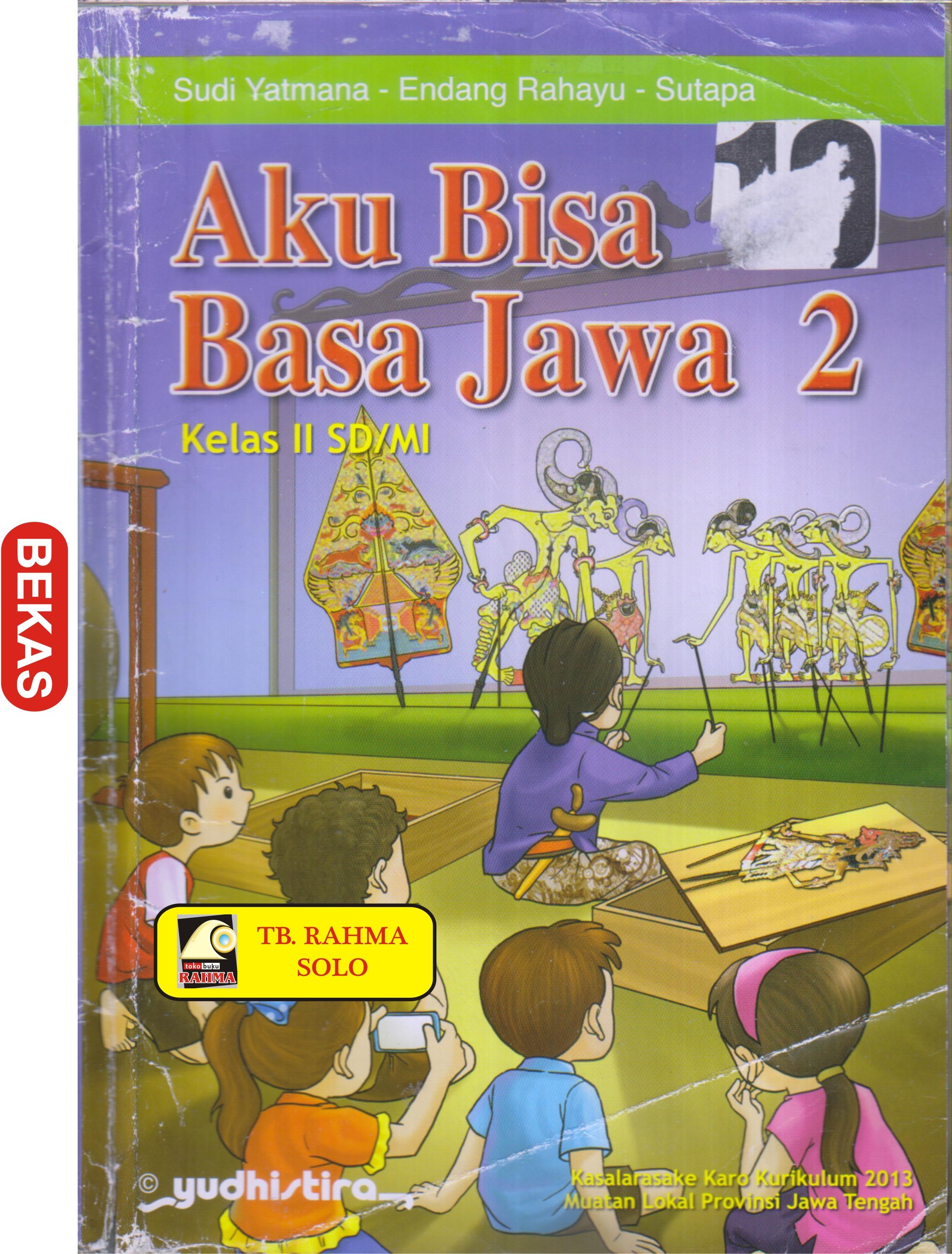 Inilah pembahasan lengkap terkait buku bahasa jawa kelas 3 sd yudhistira. Prigel Bahasa Jawa Kelas 10 Kemendikbud