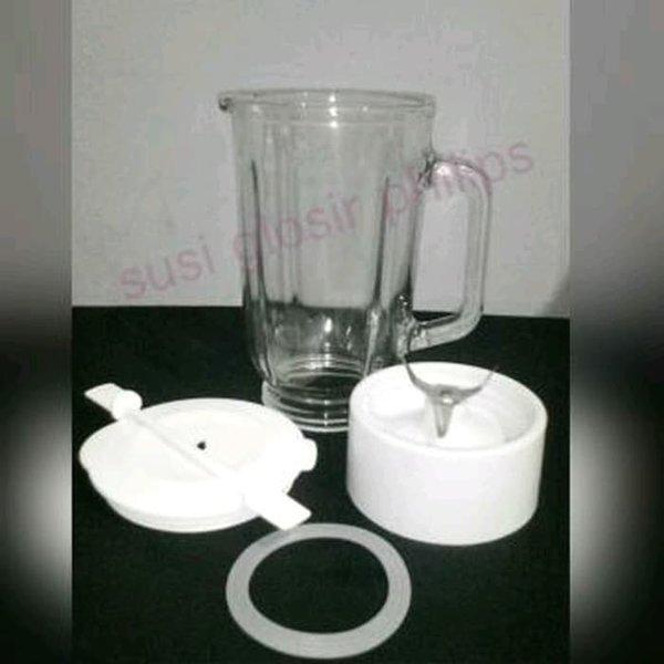 Promo gelas kaca blender miyako tipe 100  101 501  502