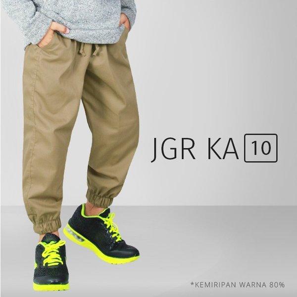 Jogger Pants Anak - Celana Jogger Anak - Sirwal Jogger Anak - Celana - JGR K A 10