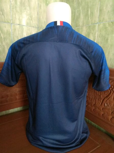 JERSEY PERANCIS HOME WORLD CUP 2018