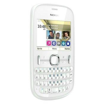 HP NOKIA ASHA 201 GSM QWERTY KAMERA 2MEGAPIXEL