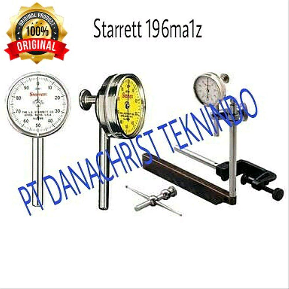 medium resolution of universal back plunger dial indicator starrett 196ma1z