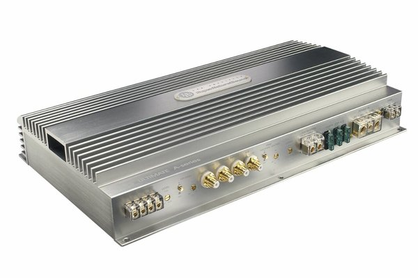 Power Amplifier High-End 3 Channel DLS Ultimate A5