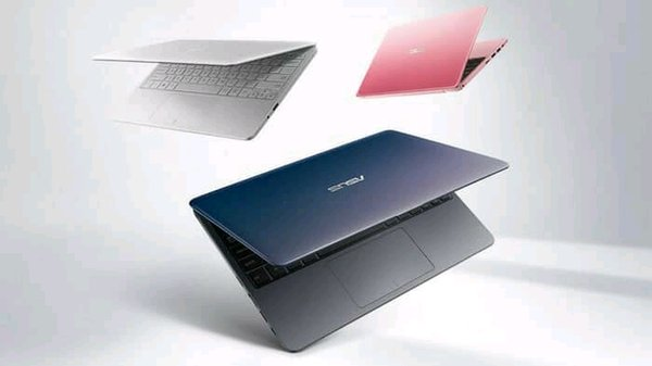 LAPTOP ASUS E203 PROC N3350 RAM 2GB HDD 500GB WIN 10 MURAH