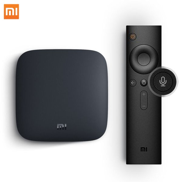 BIG DEAL Android TV Box  Xiaomi Mi Box 3  model MDZ16AB  Hitam