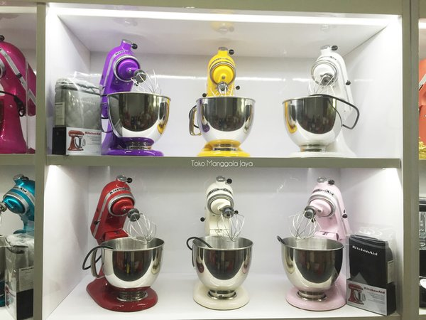 Stand Mixer KitchenAid Artisan 5KSM150PS IC