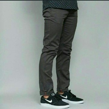 Celana Chino Dark Grey Zara DC Premium Quality