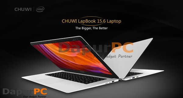 Murah Laptop LapBook Chuwi Windows 10 Intel Z8350 4GB 64GB 15.6