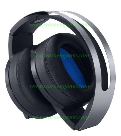 PlayStation 4  PS4  PS4 PRO  PS4 Slim Platinum Wireless Headset