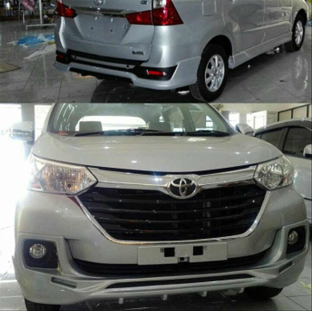 bodykit grand new avanza 2016 all kijang innova 2019 jual trd di lapak evolution ...
