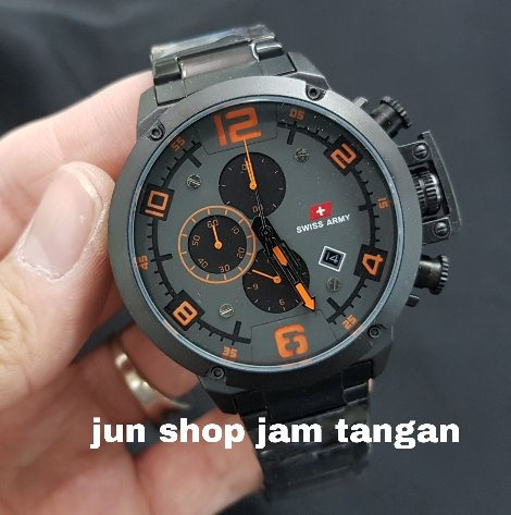 JAM TANGAN PRIA SWISS ARMY SPORT JUN SHOP JAM TANGAN