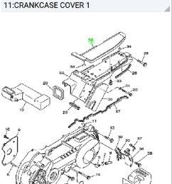jual karet tatakan cvt nouvo lele ori ygp di lapak jauzaa motor ddawir diagram cvt nouvo [ 1000 x 1778 Pixel ]