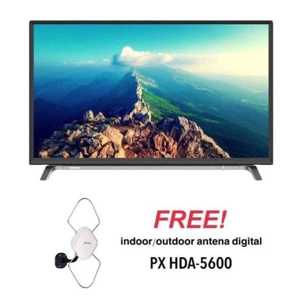 TERLARIS Toshiba 40L5650 Smart TV 40 Inch