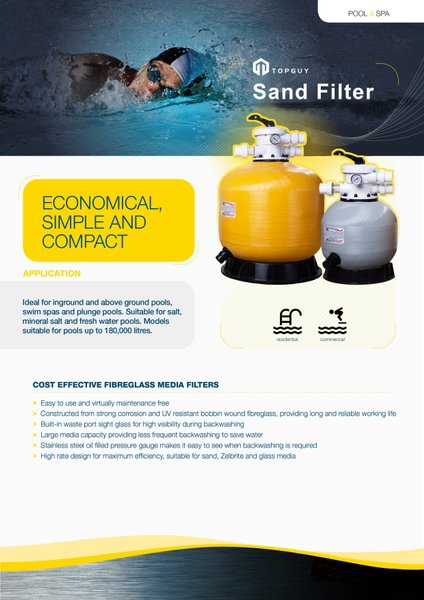 Work slowly and carefully to prevent any sand from spilling. Jual Fiter Kolam Renang Sand Filter Tacos S750 Di Lapak Pool Equipment Bukalapak