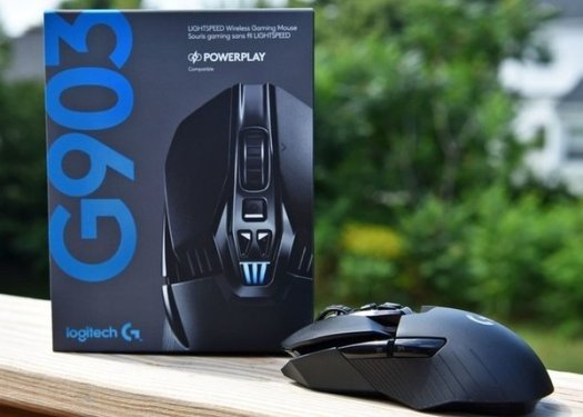 Barang Baru - Logitech G903 Lightspeed Wireless Gaming Mouse