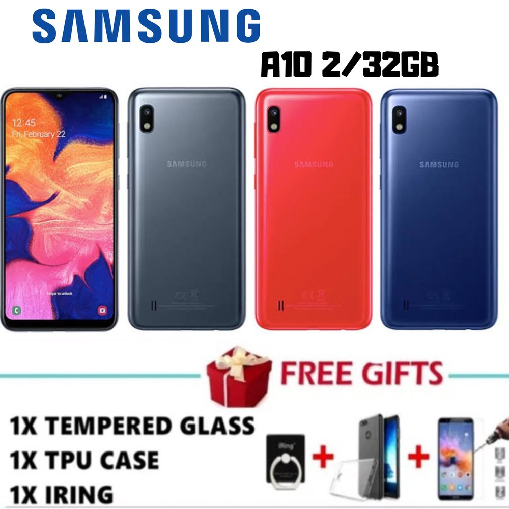 Jual Samsung A10 2GB 32GB di lapak Tiophone Cell tommy_polindo