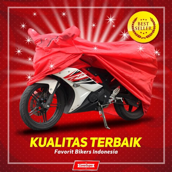 Bonus Packaging Cover Motor Yamaha N Max Original CoverSuper