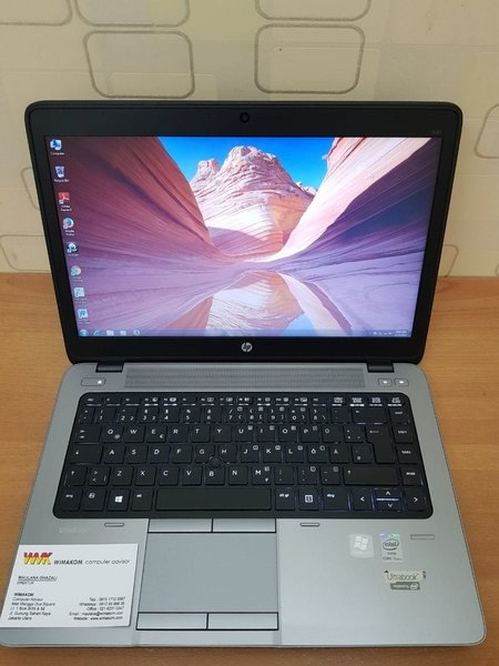 Murah Laptop CORE I5 HASWELL HP ELITEBOOK 840 G1 Ram 4gb Ddr3 Hdd 750g