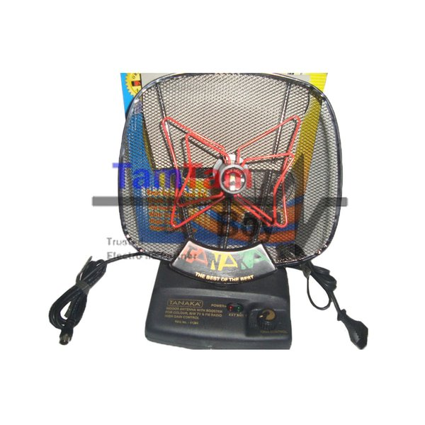termurah Antena TV UHF Indoor With Booster Tanaka T 88B