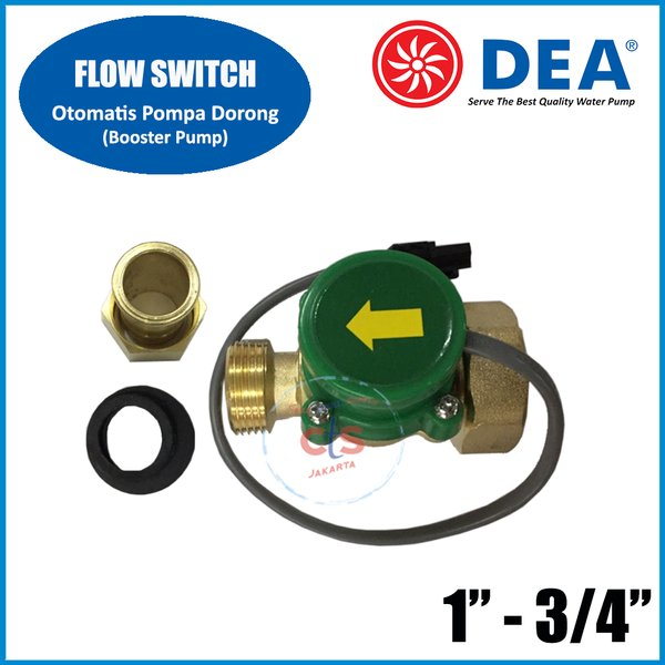 flow switch FG624 Water Flow Switch 1 3 4 Saklar Otomatis Pompa Air