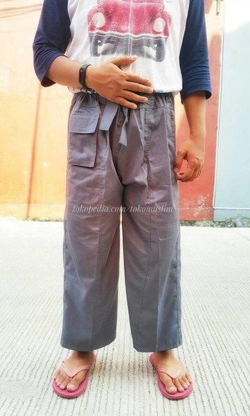Baru Celana Sirwal Ikhwan Boxer OK Banget Ukuran Jumbo XXL Terlaris