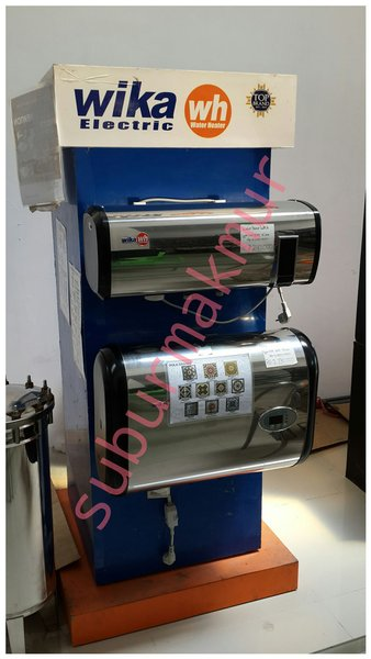 Water Heater Pemanas Air WIKA Elektrik Stainless Steel 15 Liter