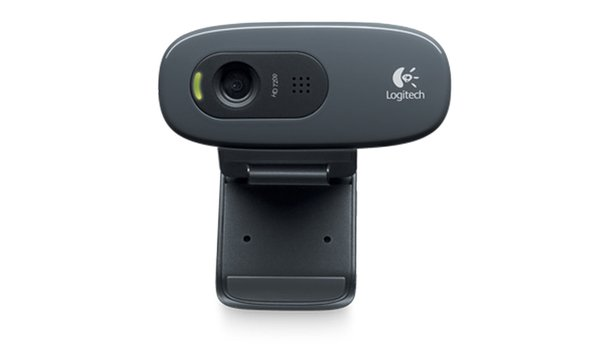 LOGITECH WEBCAM C270 HD BURUAN