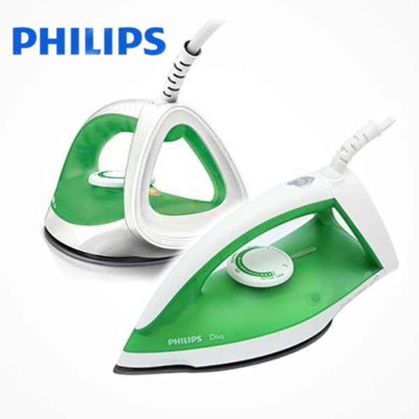 new Philips GC 122 Diva Setrika Kering