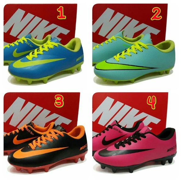 New arrival SEPATU BOLA ANAK NIKE MERCURIAL MADE IN VIETNAM ASLI IMPORT